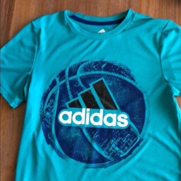 Tops | Youth Boys Adidas Tshirt | Poshmark